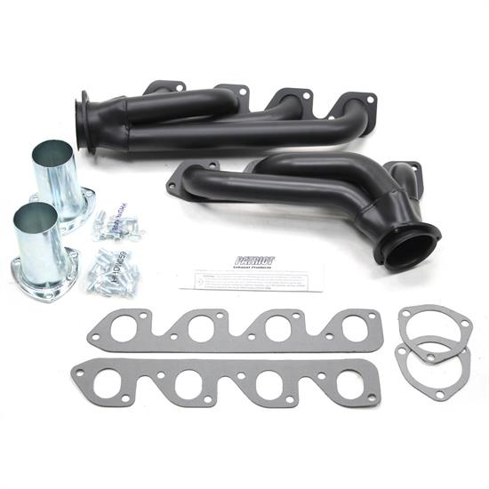 Patriot Exhaust H8435-B Clippster Header, Street Rod, Universal 351C