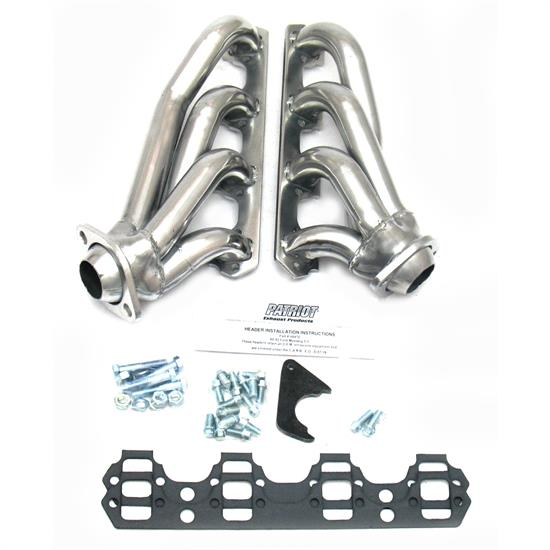 Patriot Exhaust H8476-1 Clippster Header, 86-93 Mustang, CC