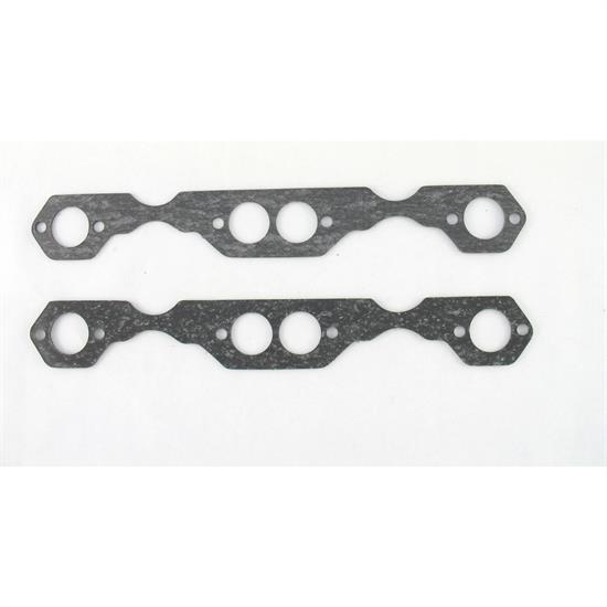 Doug's Headers HG9300 Round Port Header Flange Gaskets, SBC 283-400