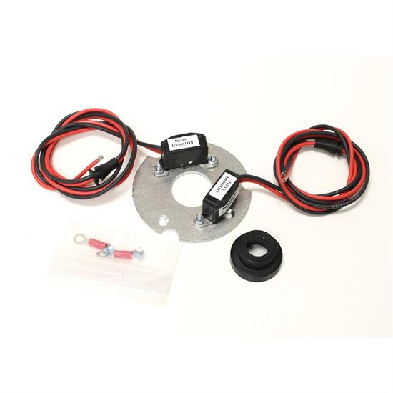 Pertronix Ignition Points-to-Electronic Conversion Kit MR-182A; Ignitor