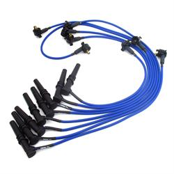JBA PerFormance Exhaust W06779 Ignition Wires, 97-01 F-150 4.6L Blue
