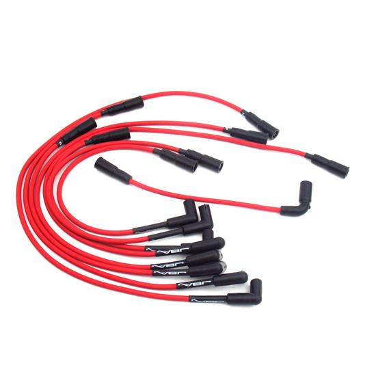 JBA PerFormance Exhaust W0803 Ignition Wires 93-97 Camaro 5.7L LT1 Red