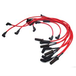 JBA PerFormance Exhaust W0821 Ignition Wires, 88-95 GM 454 Truck Red