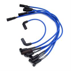 JBA PerFormance Exhaust W08469 Ignition Wires 96-03 GM 4.3L Truck Blue