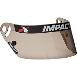 Impact Racing Vapor Helmet Shield, Fog Free
