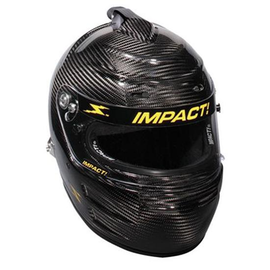 2feeaf58 Garage Sale - Impact Racing Carbon Fiber Air Vapor Helmet