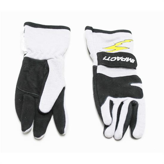Garage Sale - Impact Racing Youth Medium Racing Gloves