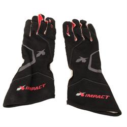 Impact Alpha Racing Gloves, SFI 5