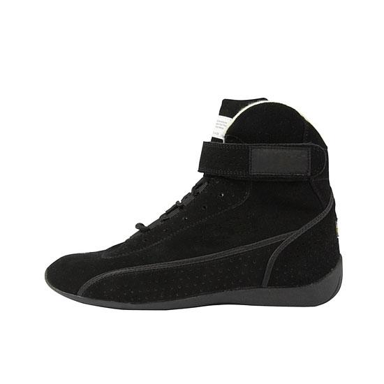 Impact Racing Mens Shoe Black, 8 Axis SFI 3.3//5