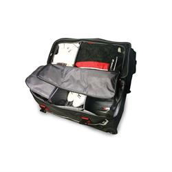 Impact Racing Crossroads Roller Gear Bag, Red Or White
