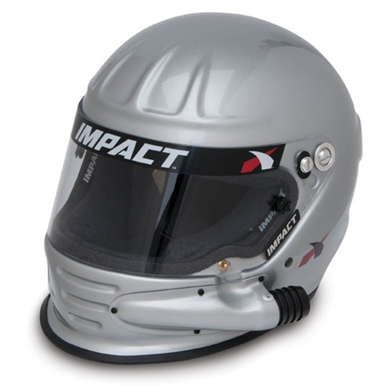 Impact 19699 Air Draft Side Air Racing Helmet