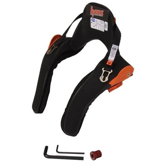 HANS NAK12034-31 Medium Adjustable Hans Device-Post Anchor, No Anchors