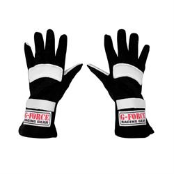 G-Force G5 RaceGrip Gloves, 3.3/5 SFI , 2 Layer
