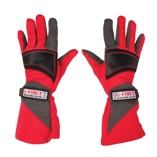 G-Force Pro Series SFI 3.3/5 2-Layer Racing Gloves