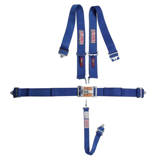G-Force Latch & Link Shoulder Harness Racing Seat Belt Kit