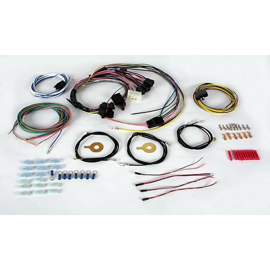 garage sale aftermarket gauge harness for \u002768 nova4526837_l_9ebb526d b1f5 4cf6 95a6 255075246260 jpg