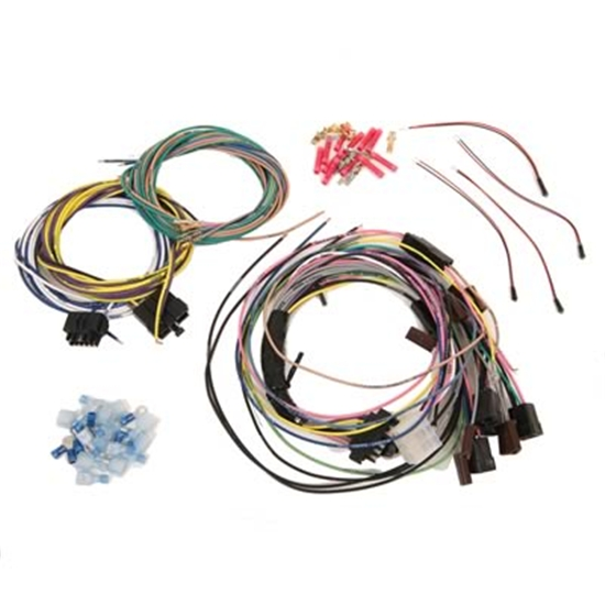 aftermarket gauge harness for \u002768 chevelle 68 Chevelle Turn Signal Switch