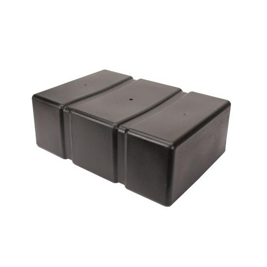 JAZ Products 892-016-01 Street Rod Fuel Cell, 16 Gallon, 25 x 17 x 9