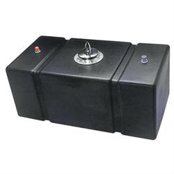 JAZ Products 200-032-NF 32 Gallon Polyethylene Fuel Cell, 33 x 17 x 14