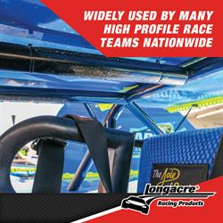 Longacre® High Density Roll Bar Padding