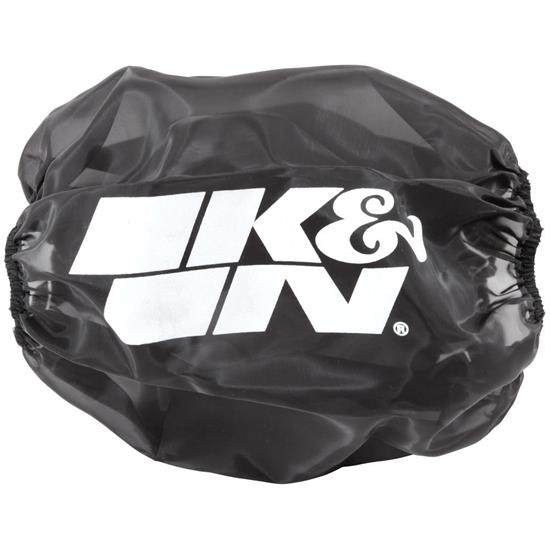 K&N 100-8521DK DryCharger Air Filter Wrap, 6.75in Tall, Black