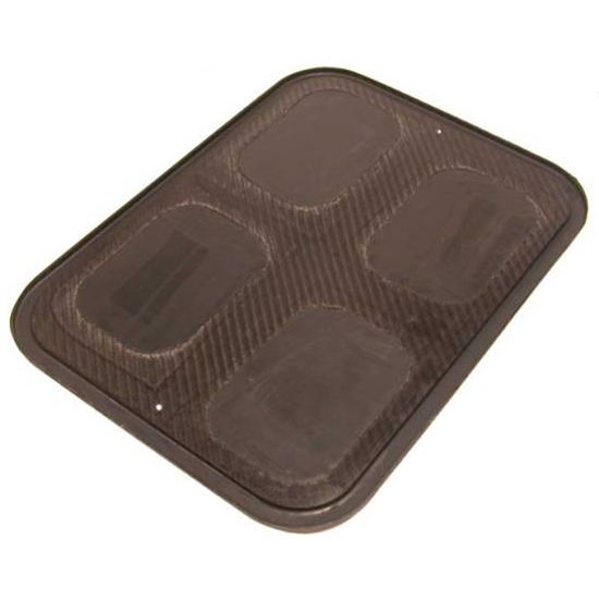 K&N 100-8565 Air Filter Sprint Box Base