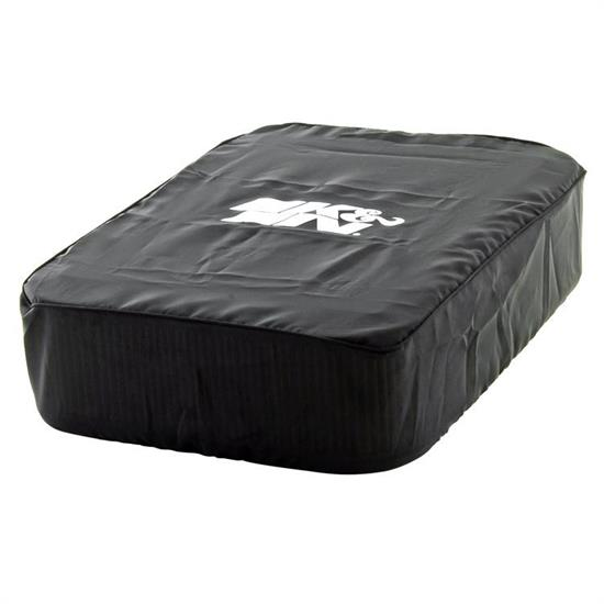 K&N 100-8592DK Airforce Air Filter Wrap, 4.5in Tall, Black