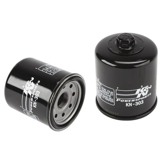 K&N KN-138 Powersports Oil Filter