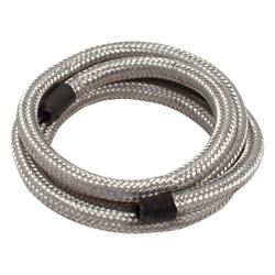 Spectre 19103 Braided Stainless Steel-Flex Vacuum Hose, 5/32 In x 3 Ft