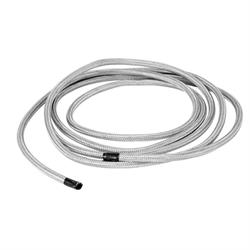 Spectre 19110 Braided Stainless Steel-Flex Vacuum Hose, 5/32 In x 10Ft