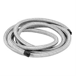 Spectre 19210 Braided Stainless Steel-Flex Vacuum Hose, 7/32 In x 10Ft