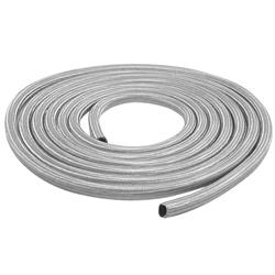Spectre 19225 Braided Stainless Steel-Flex Vacuum Hose, 7/32 In x 25Ft