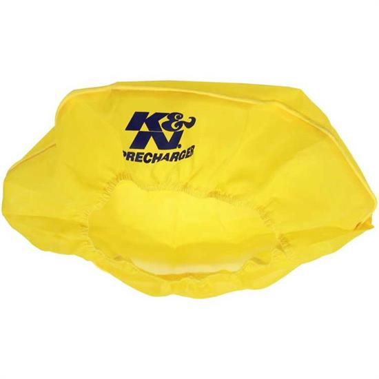 K&N 22-1422PY PreCharger Air Filter Wrap, 2.25in Tall, Yellow