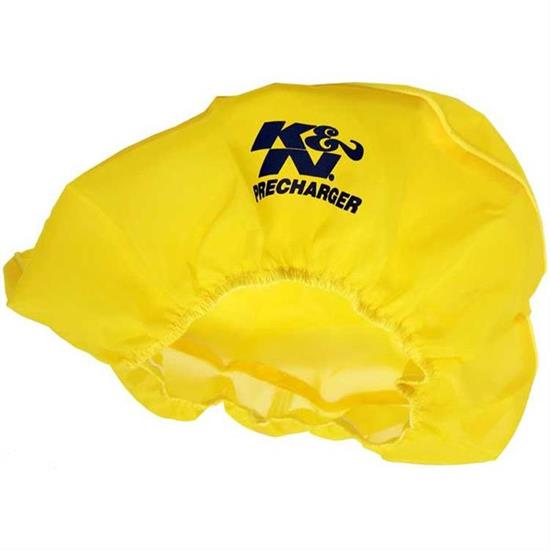 K&N 22-1430PY PreCharger Air Filter Wrap, 3in Tall, Yellow