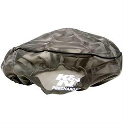 K&N 22-1450PK PreCharger Air Filter Wrap, 5in Tall, Black