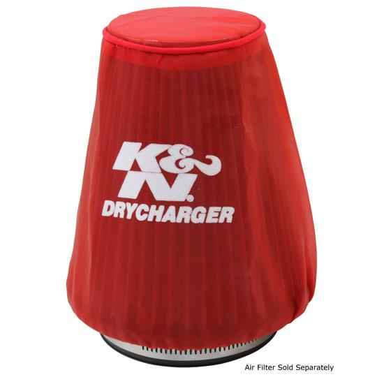 K&N 22-2030PR DryCharger Air Filter Wrap, Polaris 654-741