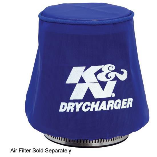K&N 22-2040PL DryCharger Air Filter Wrap