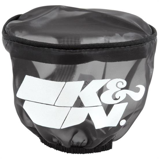 K&N 22-8007PK PreCharger Air Filter Wrap, 2.5in Tall, Black