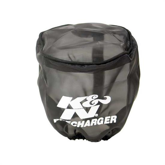 K&N 22-8011PK PreCharger Air Filter Wrap, 4in Tall, Black