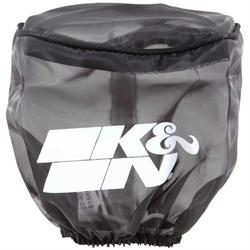 K&N 22-8012PK PreCharger Air Filter Wrap, 4in Tall, Black