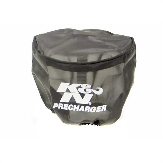 K&N 22-8014PK PreCharger Air Filter Wrap, 4in Tall, Black