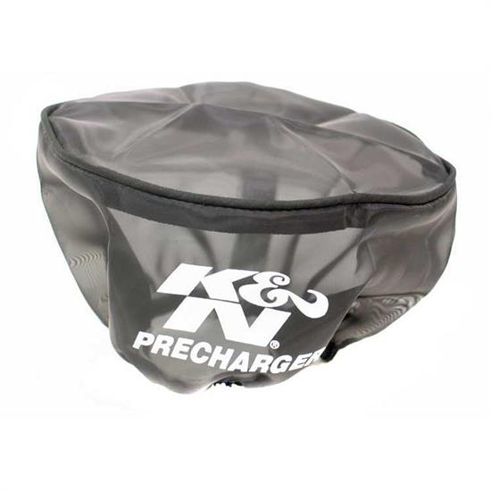 K&N 22-8015PK PreCharger Air Filter Wrap, 3in Tall, Black