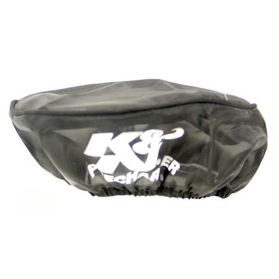 K&N 22-8017PK PreCharger Air Filter Wrap, 2in Tall, Black