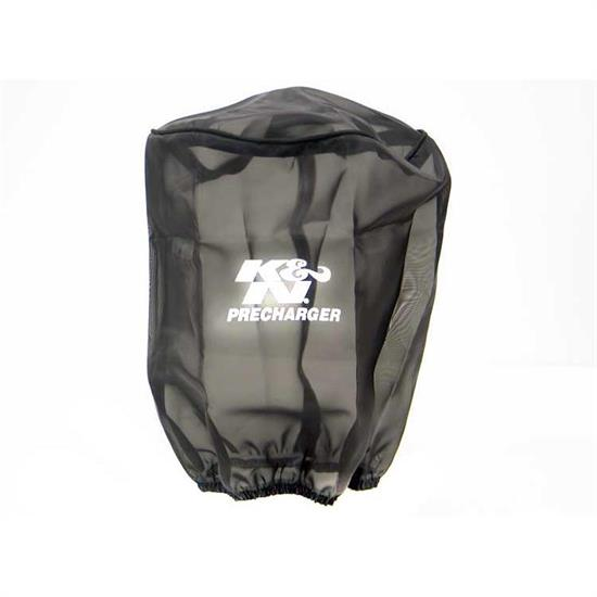 K&N 22-8022PK PreCharger Air Filter Wrap, 9in Tall, Black