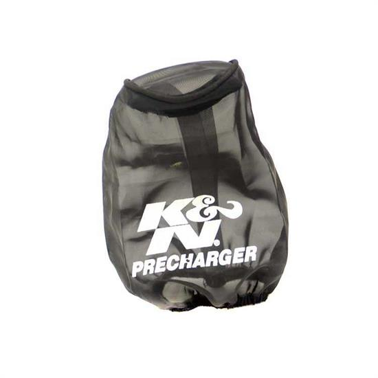 K&N 22-8029PK PreCharger Air Filter Wrap, 5in Tall, Black