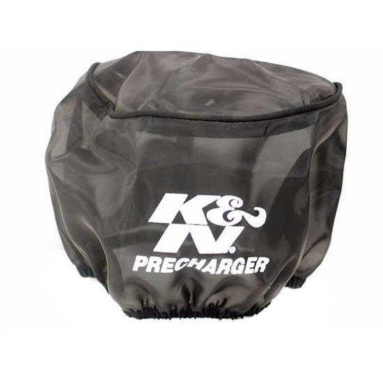 K&N 22-8036PK PreCharger Air Filter Wrap, 4in Tall, Black