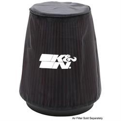 K&N 22-8038DK PreCharger Air Filter Wrap, 8in Tall, Black