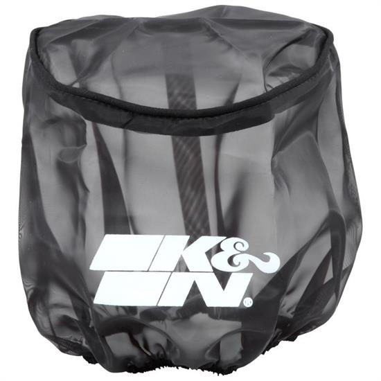 K&N 22-8049DK DryCharger Air Filter Wrap, 5in Tall, Black