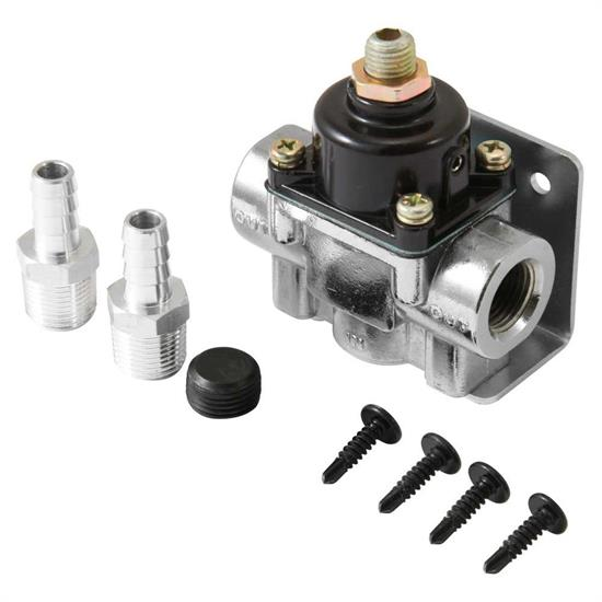 Spectre 2519 Fuel Pressure Regulator