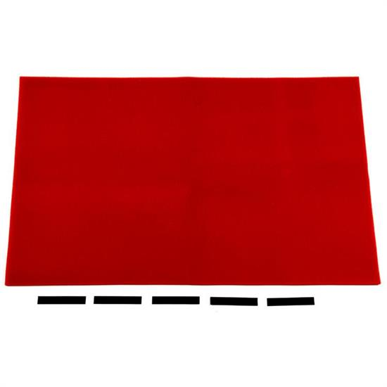 K&N 25-3930 Airforce Air Filter Foam Wrap, in Tall, Red